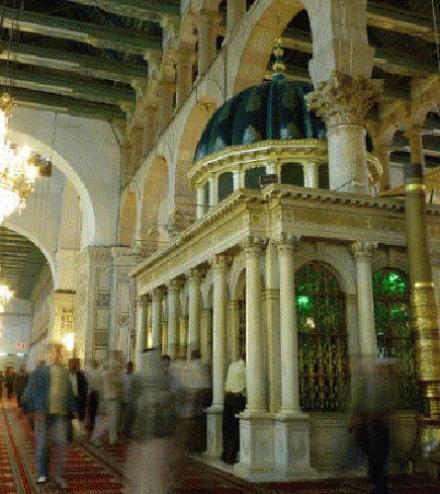 3_la Grande mosquée des Omeyyades à Damas.jpg
