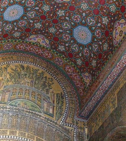 f_la Grande mosquée des Omeyyades à Damas